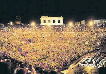 Musiksommer Arena di Verona